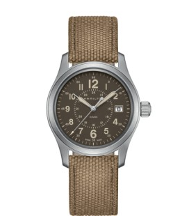 Khaki Field Quarzo 38mm
